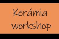 kerámia workshop